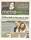 METRO  du 05/12/2012