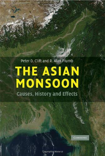 The Asian Monsoon: Causes, History and Effects: 0 Image