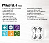 Body Glove Paradise 4 Inflatable Towable with MP3 System