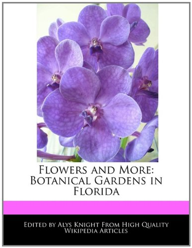Flowers and More: Botanical Gardens in Florida