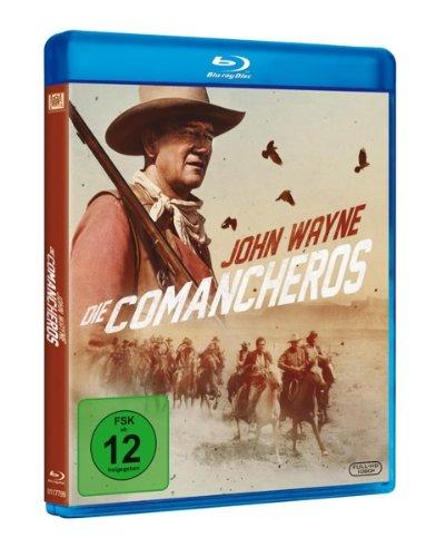 Die Comancheros [Blu-ray]