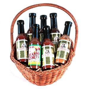 Mccutcheons Hot Sauce Gift Basket from MasterGardening