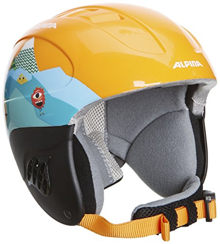 Alpina Kinder Carat Skihelm