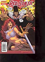 "Red Sonja #12 ""Jim Lee Virgin Variant"""