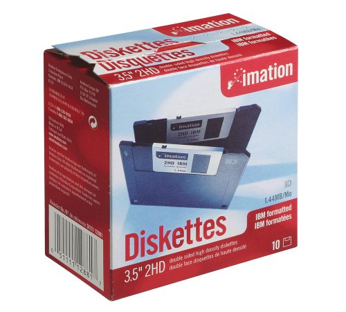 disquette-35-dshd-10pk-supl144mb-formate-ibm-dos