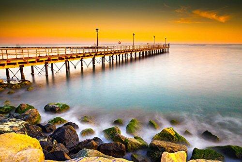 111126-31-kanika-jetee-mat-colore-photo-coucher-de-soleil-paysage-original-fine-art-by-p-matanski-de
