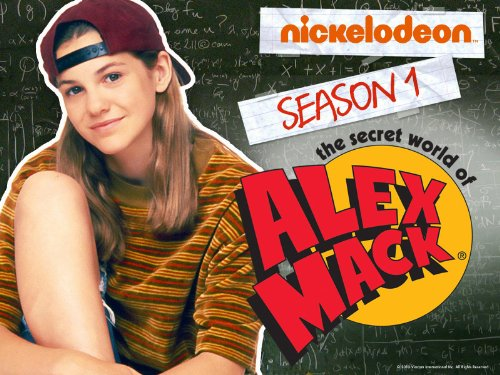 The Secret World of Alex Mack Season 1