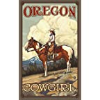 Oregon Summer Cowgirl by Paul A. Lanquist