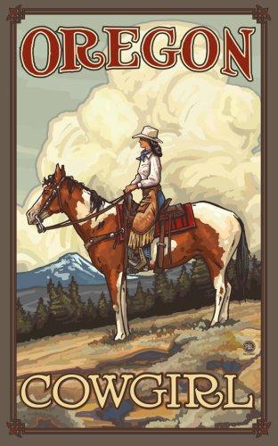 Oregon Cowgirl