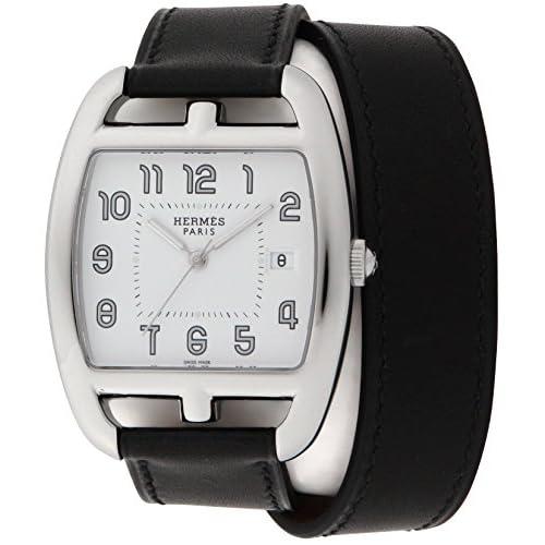 [エルメス]HERMES 腕時計 ケープコッドトノー ホワイト文字盤 デイト CT1.710.130.VBN1 レディース 【並行輸入品】