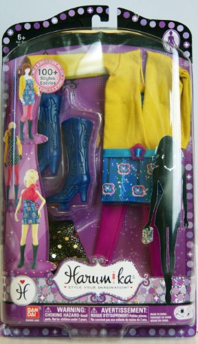 Harumika Clothing Accessory Outfit #30671