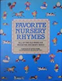 Favorite Nursery Rhymes: All of the Old Familiar Favorites and Many More (0671602640) by Namm, Diane