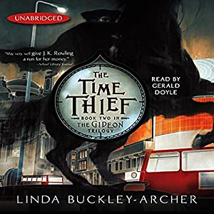 The Time Thief Audiobook