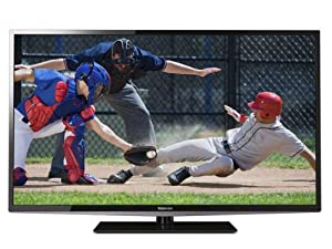 Toshiba 40L5200U 40-Inch 1080p 1080p 120Hz LED TV (Black) (2012 Model)