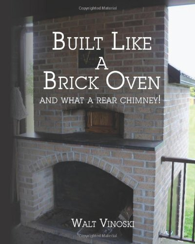 Built Like A Brick Oven: And What A Rear Chimney!