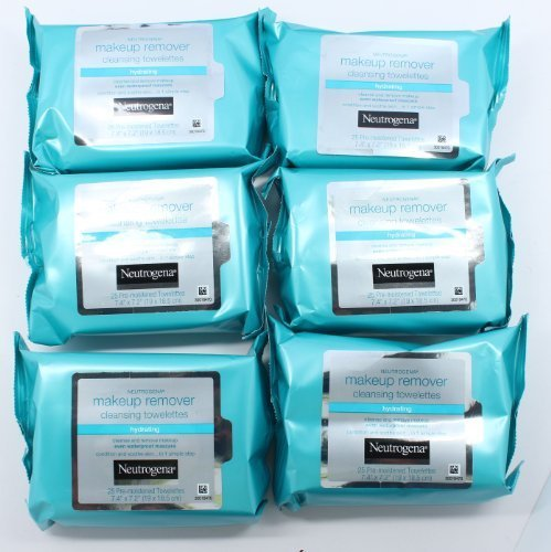 Makeup Remover Cleansing Towelettes front-1048876