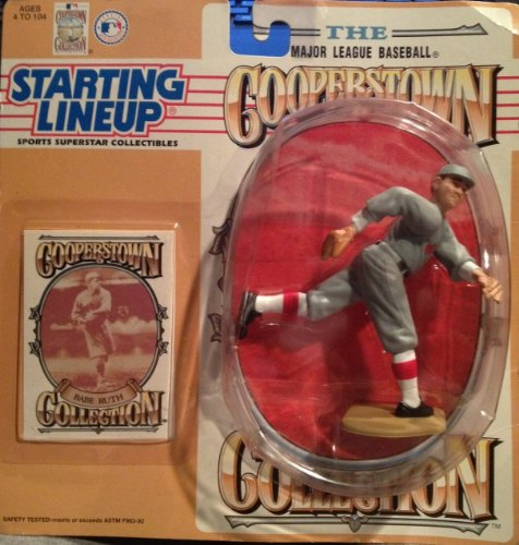 1993 Babe Ruth Cooperstown Collection Kenner Starting Lineup - 1