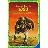 Das große Buch der 1000 unheimlichen Gefahren: Gestrandet / Der fliegende Teppich / Hilfe, ich schrumpfe