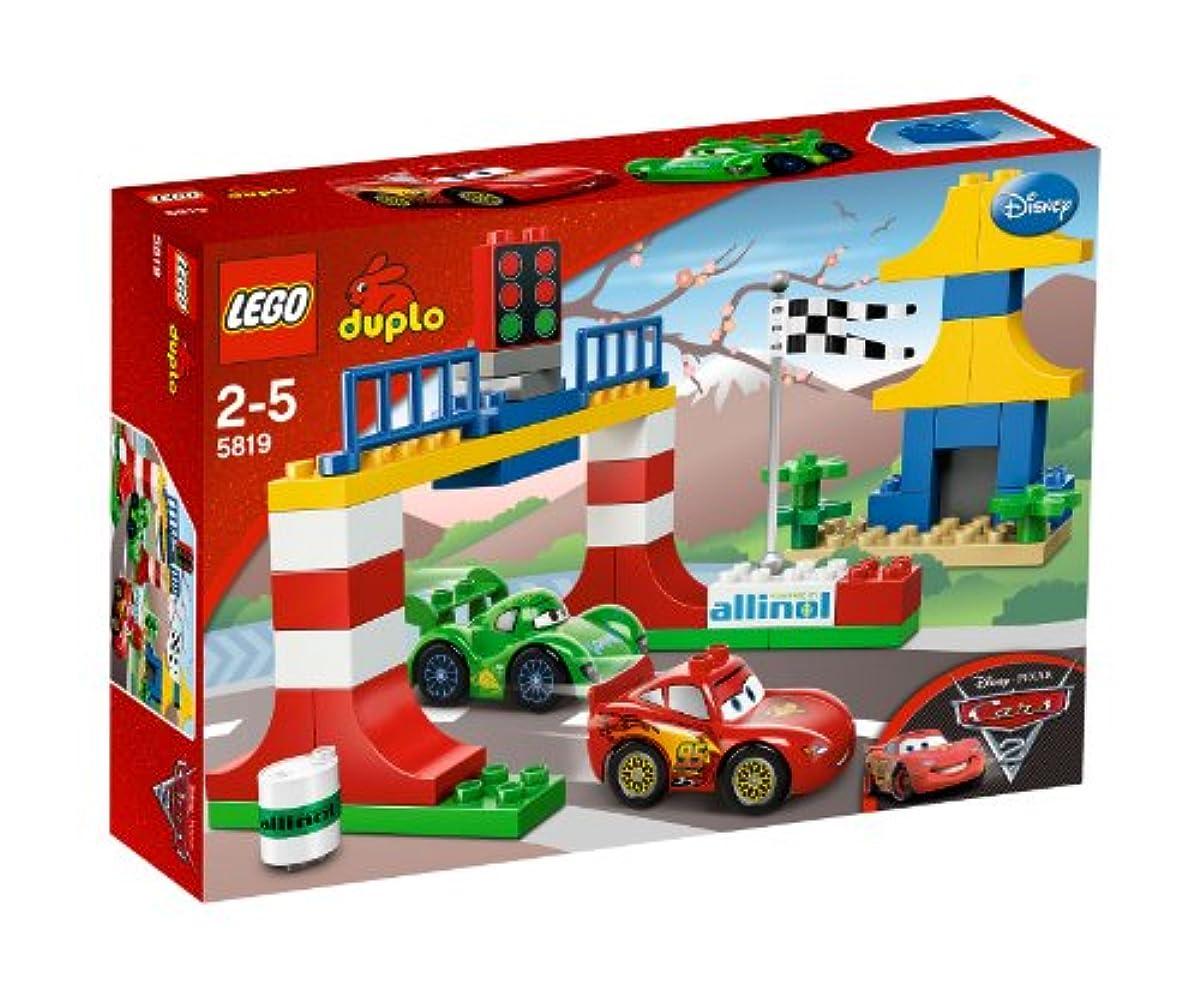 [해외] 레고 (LEGO) 듀플로 Cars/카 도쿄 레이스 5819-294929 (2011-06-30)