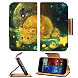 Stars Cats Moon Fish Jellyfish Digital Motorola Moto X Flip Case Stand Magnetic Cover Open Ports Customized Made to Order Support Ready Premium Deluxe Pu Leather 5 7 16 Inch (138mm) X 3 1 16 Inch (78mm) X 9 16 Inch (14mm) MSD Mobility cover Professional MotoX Cases Moto_X Accessories Graphic Background Covers Designed Model Folio Sleeve HD Template Designed Wallpaper Photo Jacket Wifi Protector Cellphone Wireless Cell phone