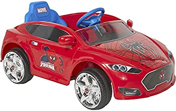 Spider-Man 6V Speed Ride-On