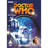 Doctor Who: Earthshock [DVD]by Peter Davison