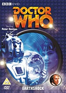 Doctor Who: Earthshock [DVD]