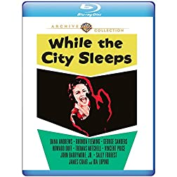 While the City Sleeps [Blu-ray]