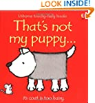That's Not My Puppy (Usborne Touchy F...