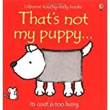 That's Not My Puppyby Fiona Watt
