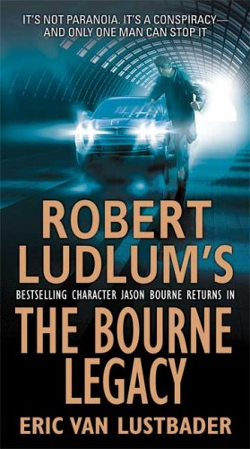 Cover of The Bourne Legacy