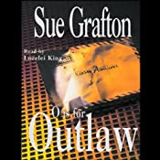 O Is for Outlaw: Kinsey Millhone Series, Book 15 | Sue Grafton