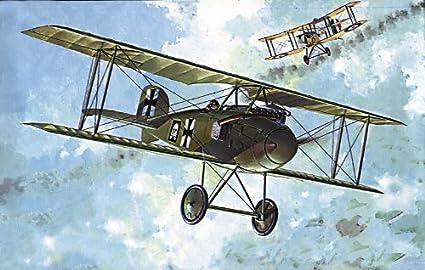 Maquette Albatros D.1, 1ère GM