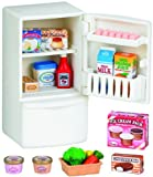 Epoch 3566 Epoch - Sylvanian Families - Fridge and Accessories