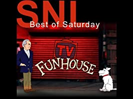 Saturday Night Live (SNL) The Best of Saturday TV Funhouse