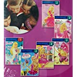 Barbie Reading Pack: Barbie a Fashion Fairytale / Barbie a Fairy Secret / Barbie I Can Be a Ballerin ~ Various Authors