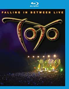 Toto: Falling in Between Live [Blu-ray]