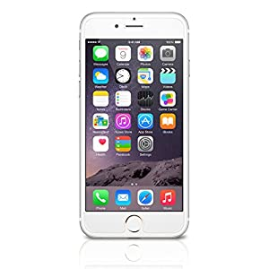 """iPhone 6S Plus Screen Protector Glass, amFilm® [3D Touch Compatible] 2.5D Tempered Glass Screen Protector for iPhone 6 Plus 5.5 inch 5.5"""" 2014 ATT Verizon T-mobile (1-Pack) [Lifetime Warranty] by amFilm"""