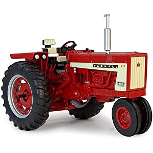 Amazon.com: Ertl IH 656 Tractor, 1:16 Scale: Toys & Games
