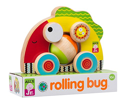 ALEX Toys ALEX Jr. Rolling Bug