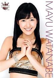 AKB48 公式生写真ポスター (A4サイズ) 第15弾 【渡辺麻友】