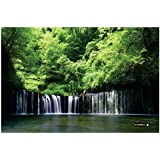 Pics And You Wonderful Waterfall 13 300gsm Paper Poster/ Wall Poster- WPNA419