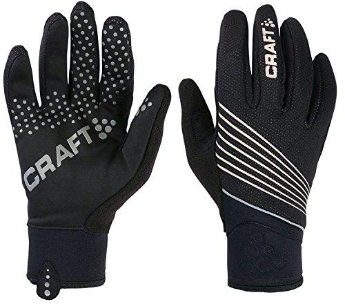 Craft Guanti Storm Guanti, Nero (Black),