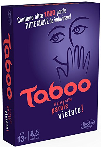 Hasbro - Taboo Gioco di Società [Versione Italiana]