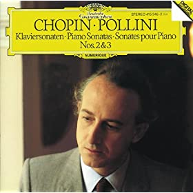 Fr�d�ric Chopin: Piano Sonata No.2 in B flat minor, Op.35 - 1. Grave - Doppio movimento