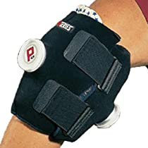 "ProSeries Knee ""Double"" ice wrap hot and cold therapy"