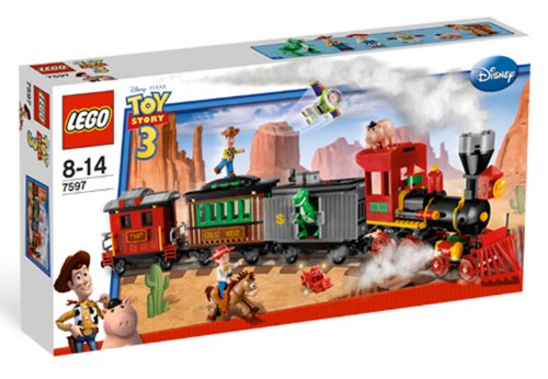 Lego Toy Story 7597 - Eisenbahnjagd im Wilden Westen