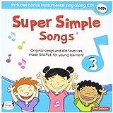 スーパー シンプル ソングス CD 3 【子ども英語】  Super Simple Songs CD 3 (2nd Edition・第2版)