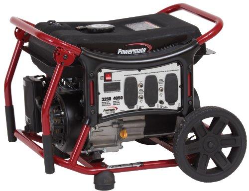 Powermate PM0143250 Generator With Manual Start 3250 Watt