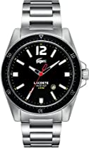 LACOSTE SEATTLE Wristwatch for Her Solid Case